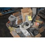 Plant Support - Budgit Hoist Trolley, Assorted Wire Wheels, Blower & Components