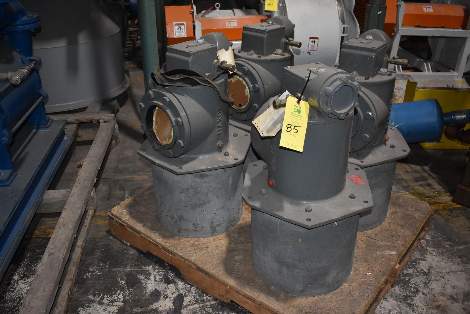 Qty. (4) Maxon Kinemax Size 6 Medium Velocity Burners - Image 4 of 4