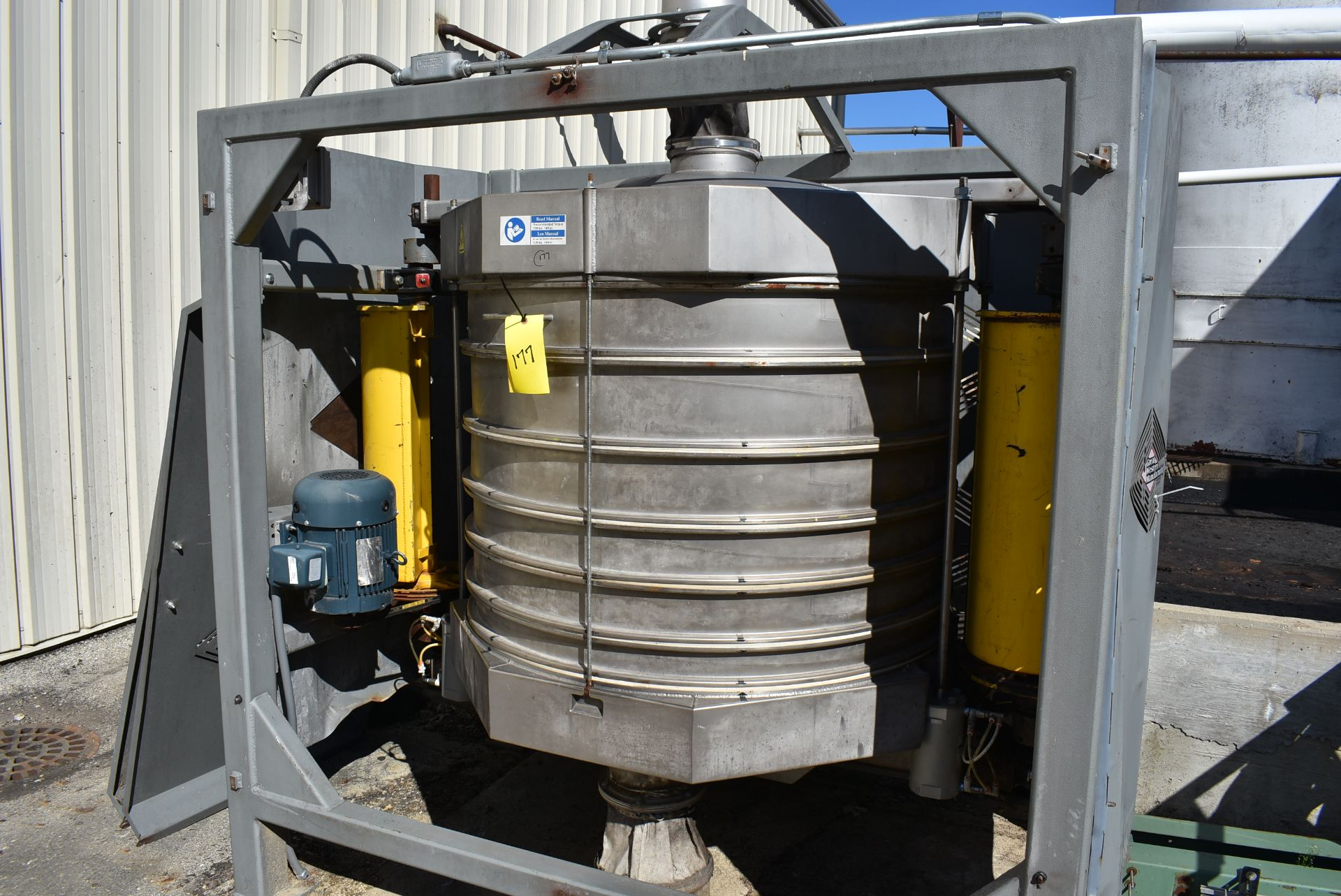 Great Western Feed System, SS Feeder/Carbon Frame - Image 3 of 3