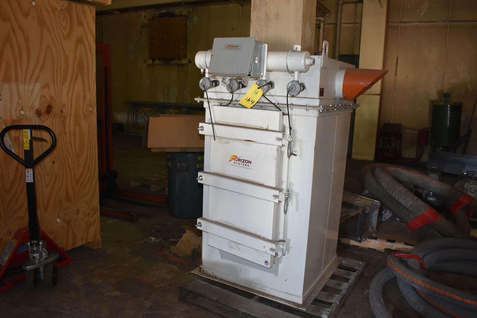 Horizon Systems Model #X5455FC162C Dust Collection System - Image 4 of 4