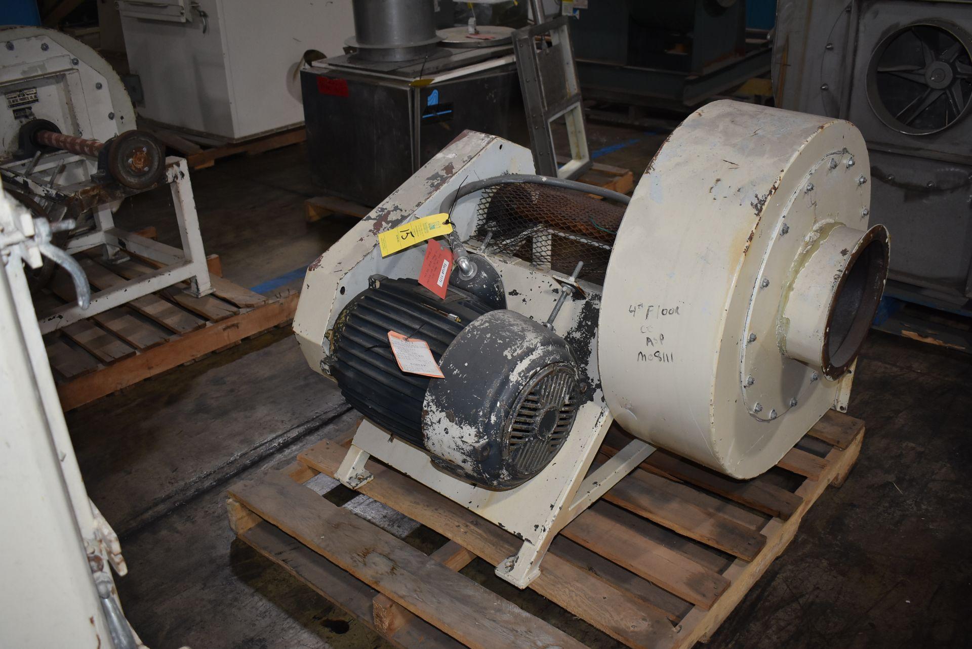 Kice Model #FC11 Blower w/10 HP Motor