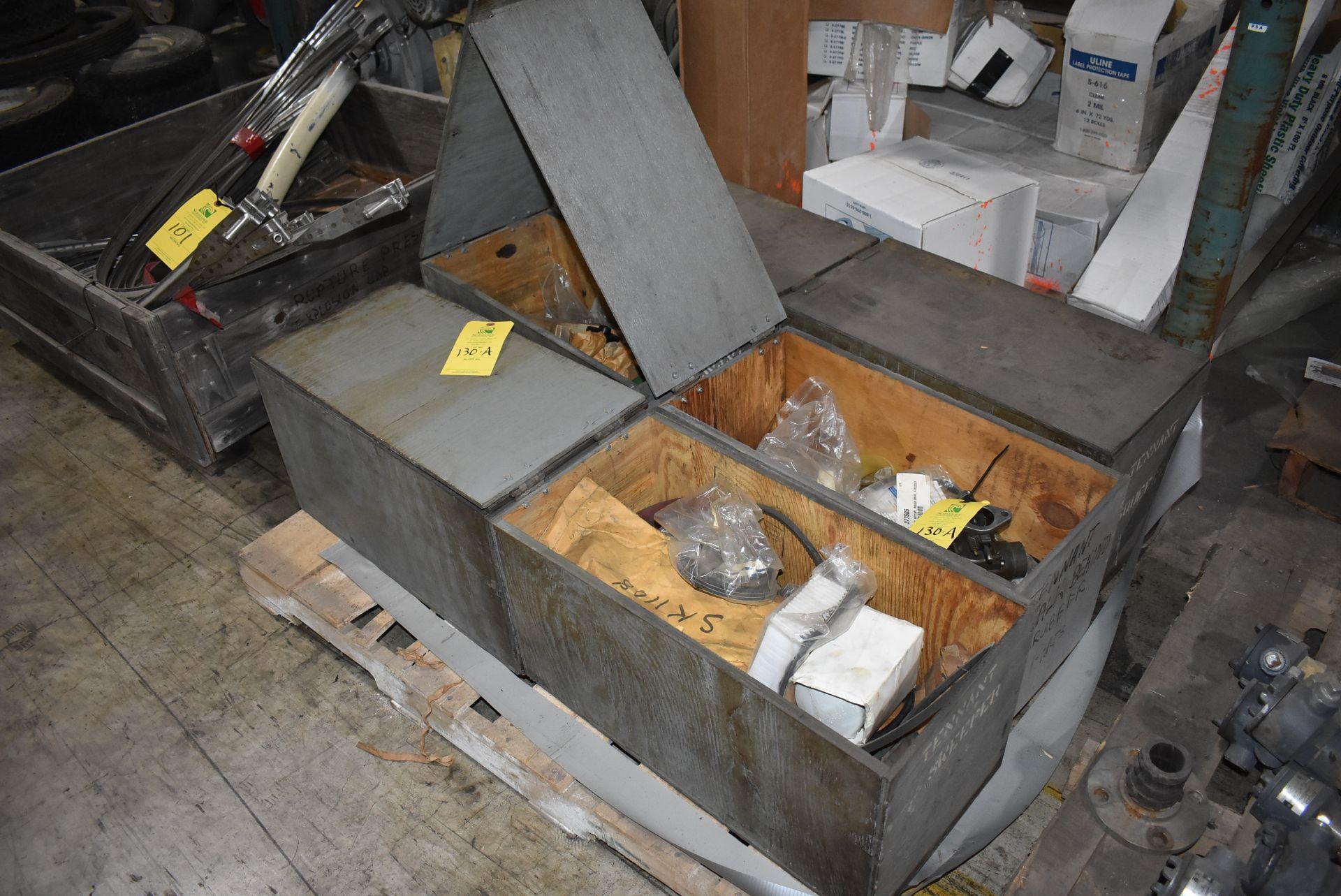 Floor Scrubber Parts & Components