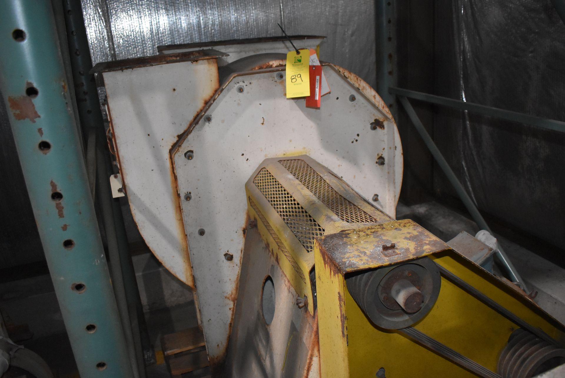 Air Tech Model #261 Blower w/20 HP Motor