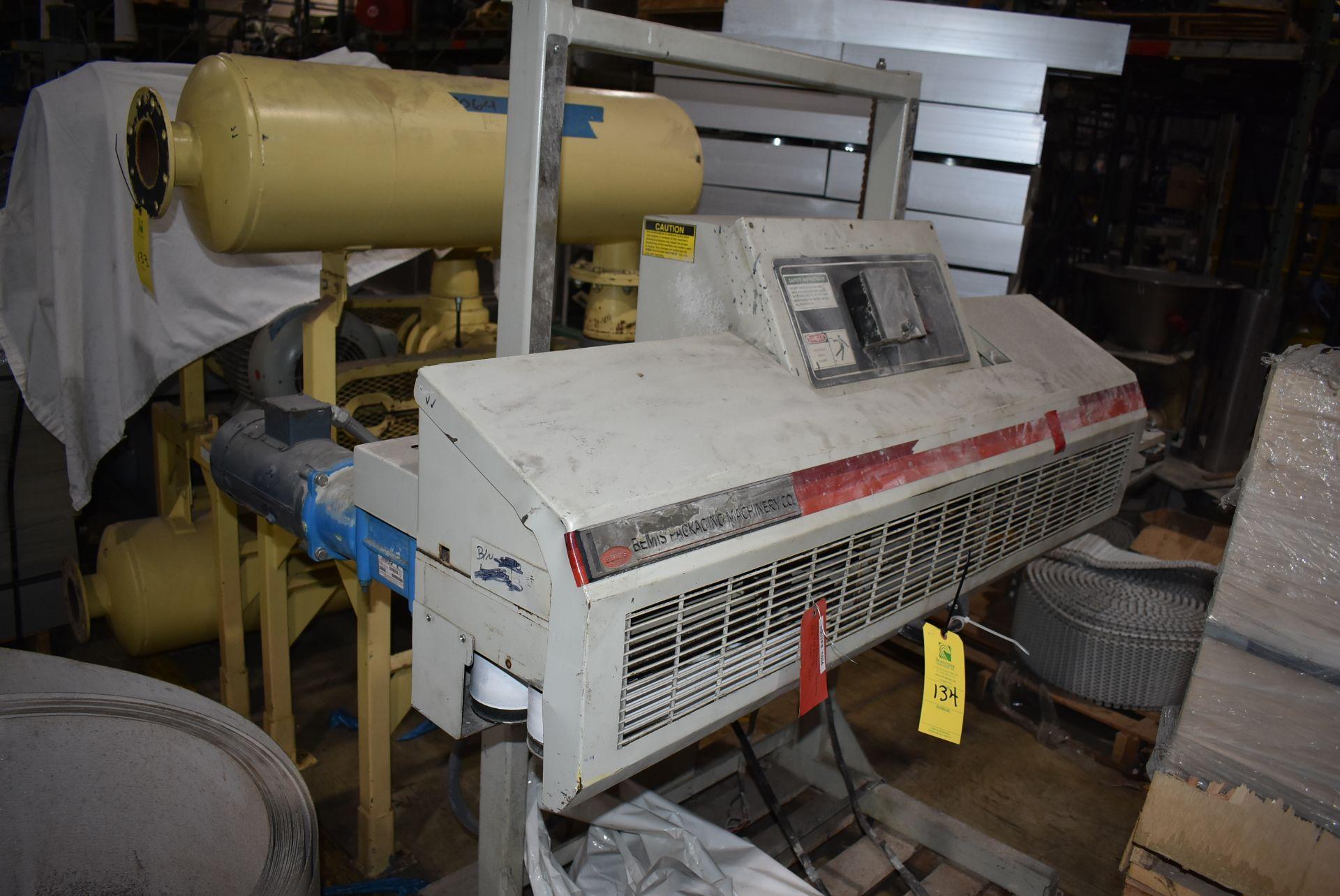 Bemis Model #4600 Packaging Machine
