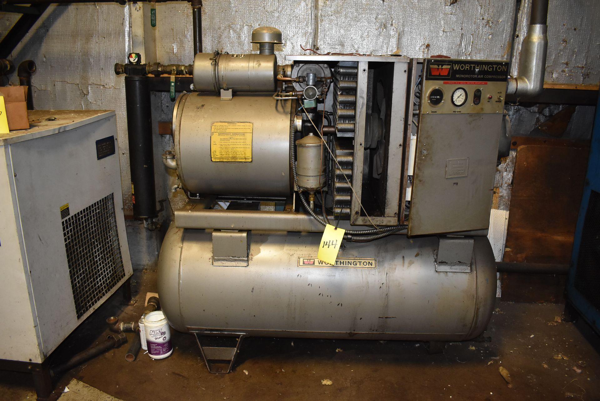 Worthington 30 HP Monoroto Air Compressor