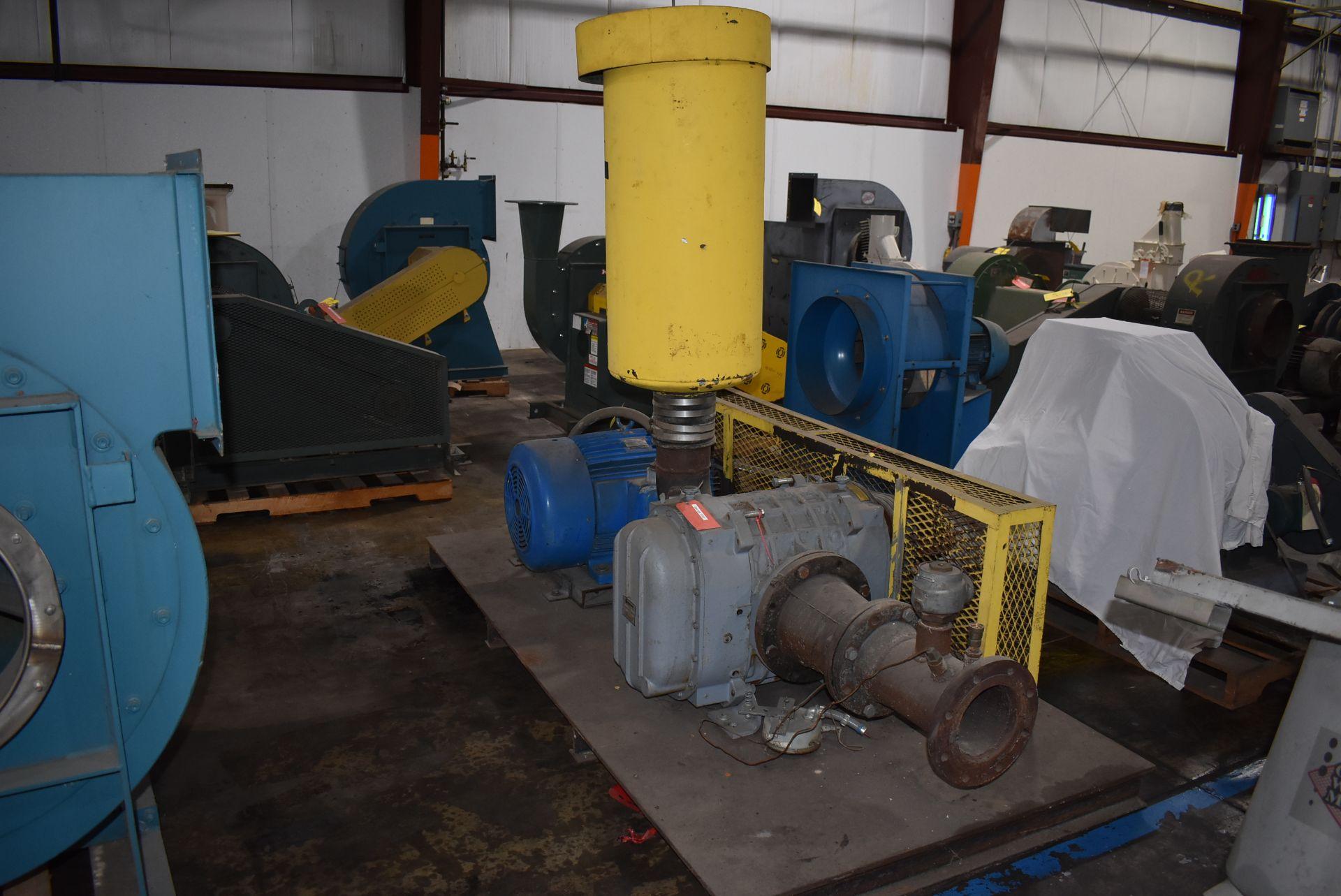 Gardner Denver Dura Flow System Catalog 7012 Vac Pump w/75 HP Motor - Image 3 of 4