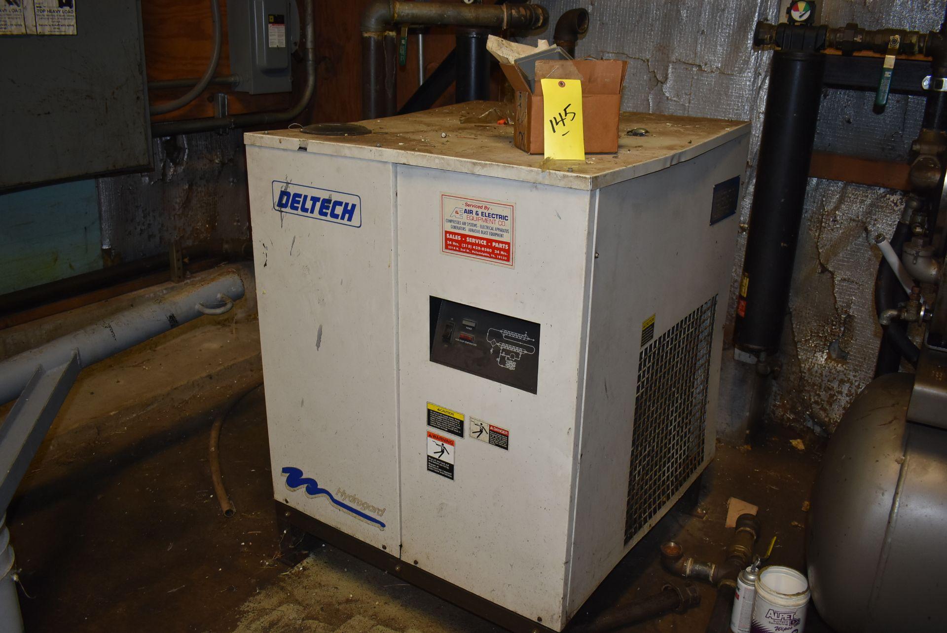 Deltech Model #HG300A Air Dryer