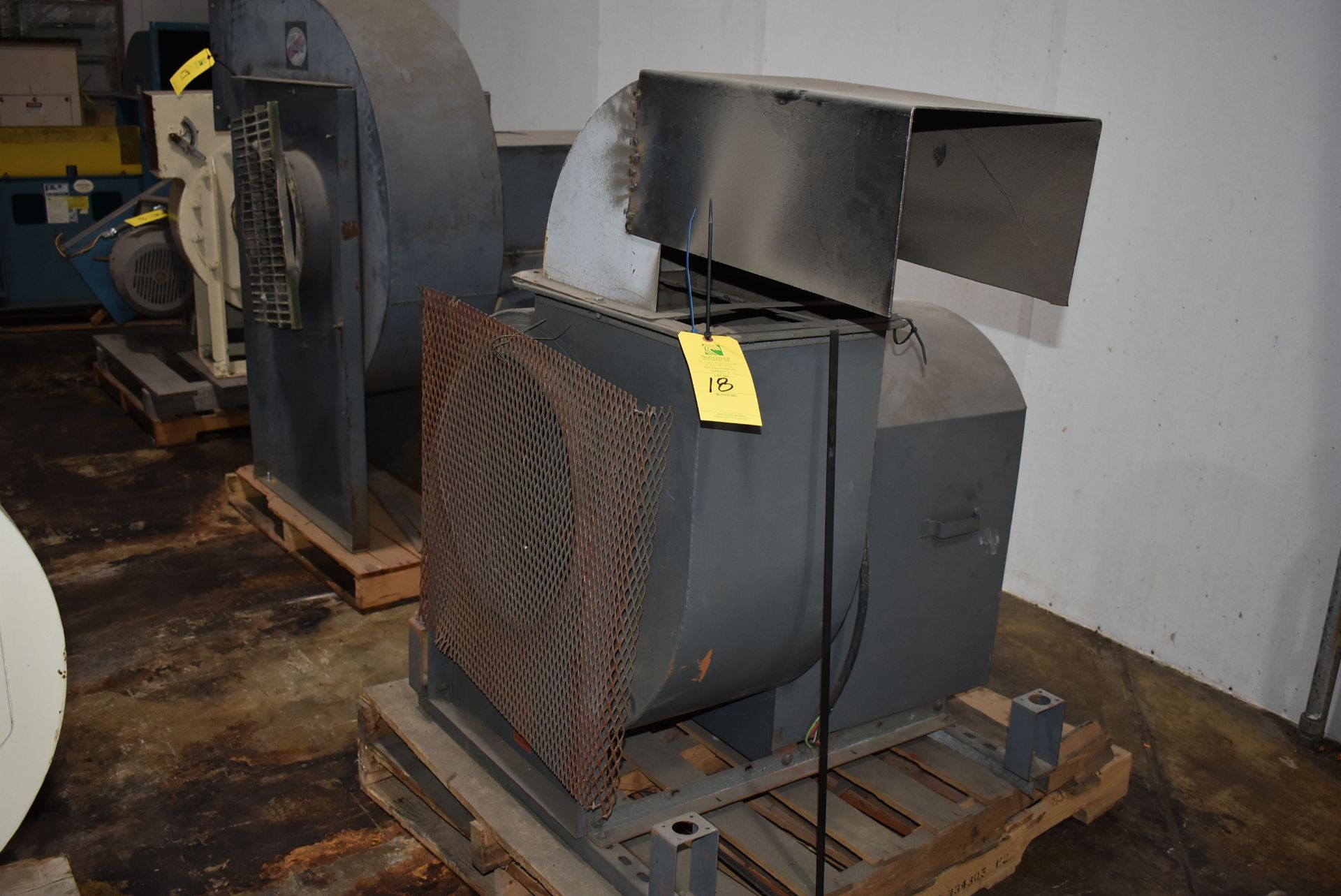 Hartzell Dust Collector Blower - Image 2 of 2