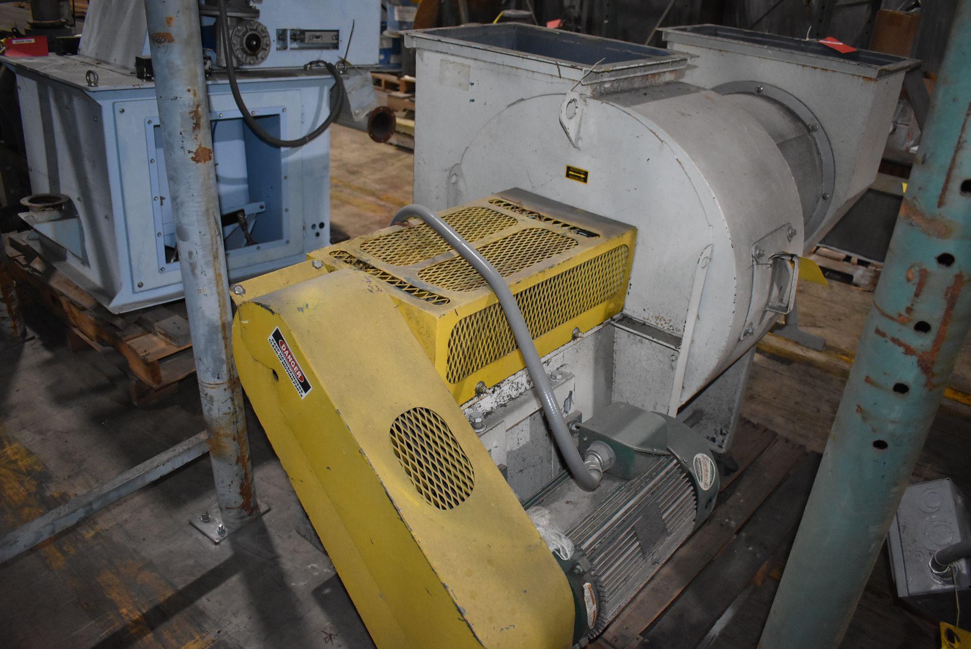 IAP Inc. Blower w/Marathon 20 HP Motor - Image 2 of 3