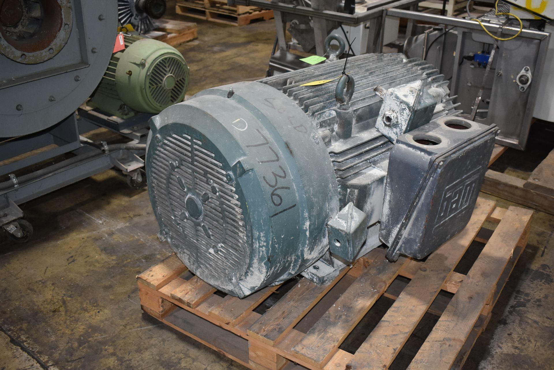 Bird 300 HP Motor, 1780 RPM - Image 4 of 4
