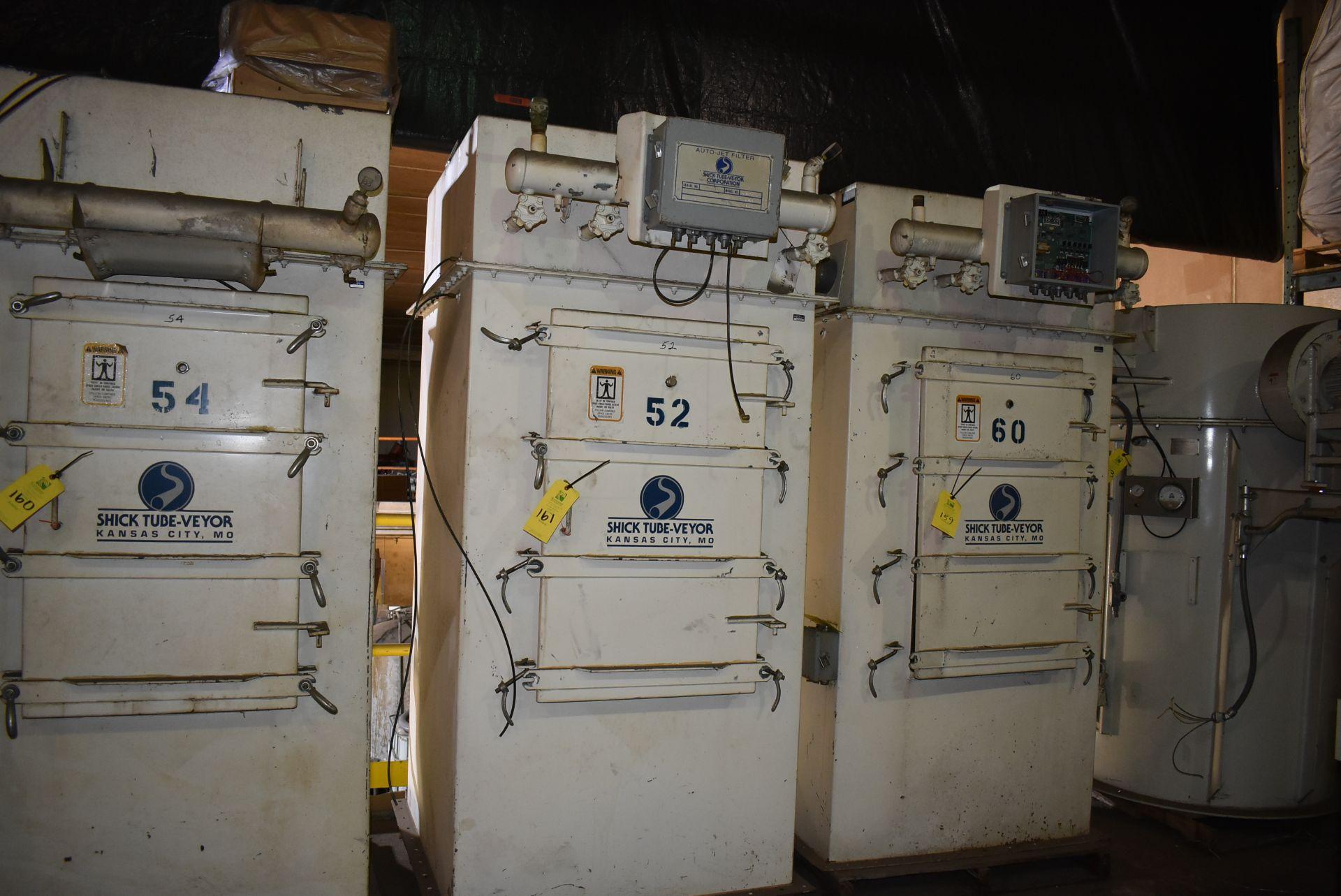 Shick Tube-Veyor Model #58A025 Auto Jet Filter System