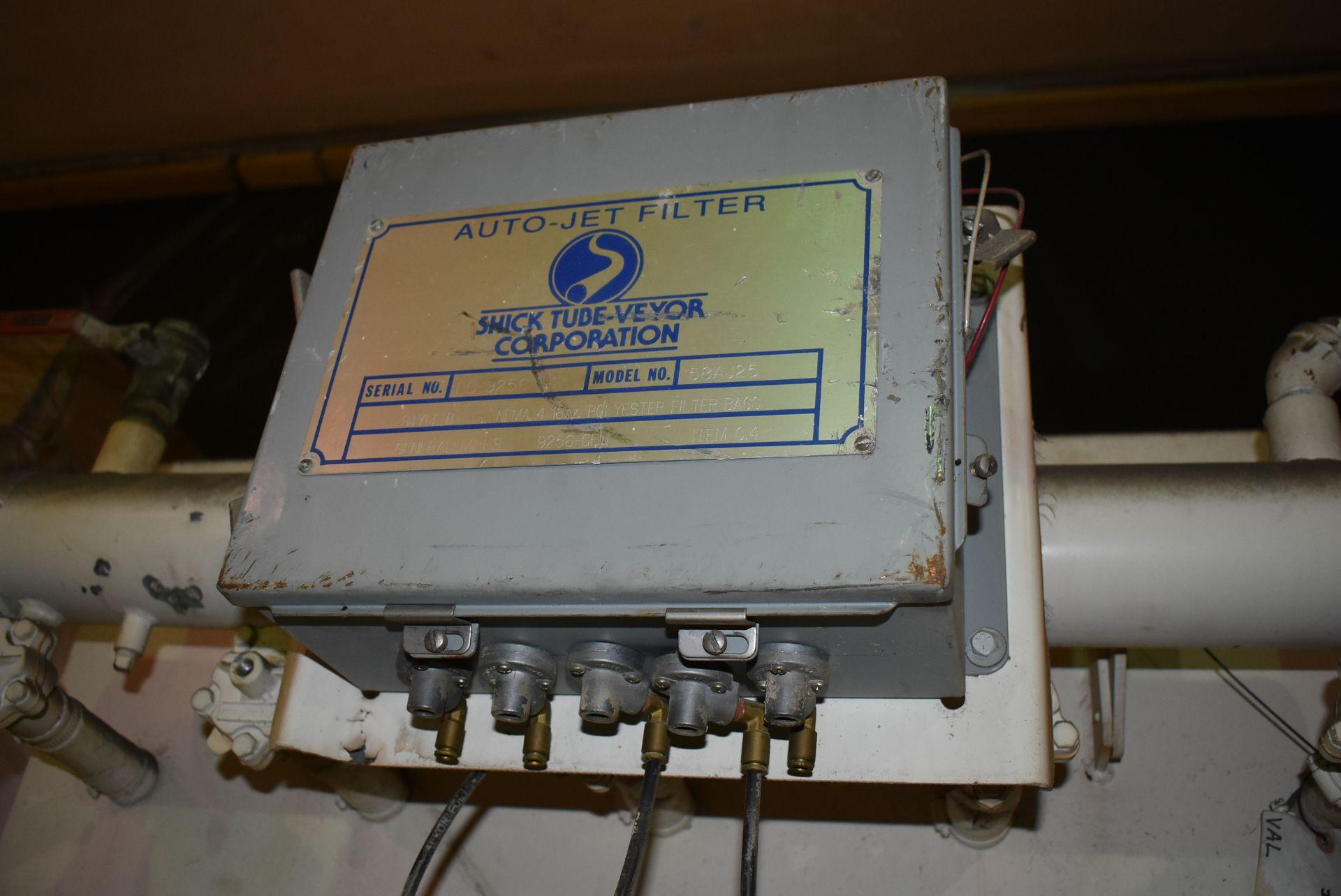 Shick Tube-Veyor Model #58A025 Auto Jet Filter System - Image 3 of 4