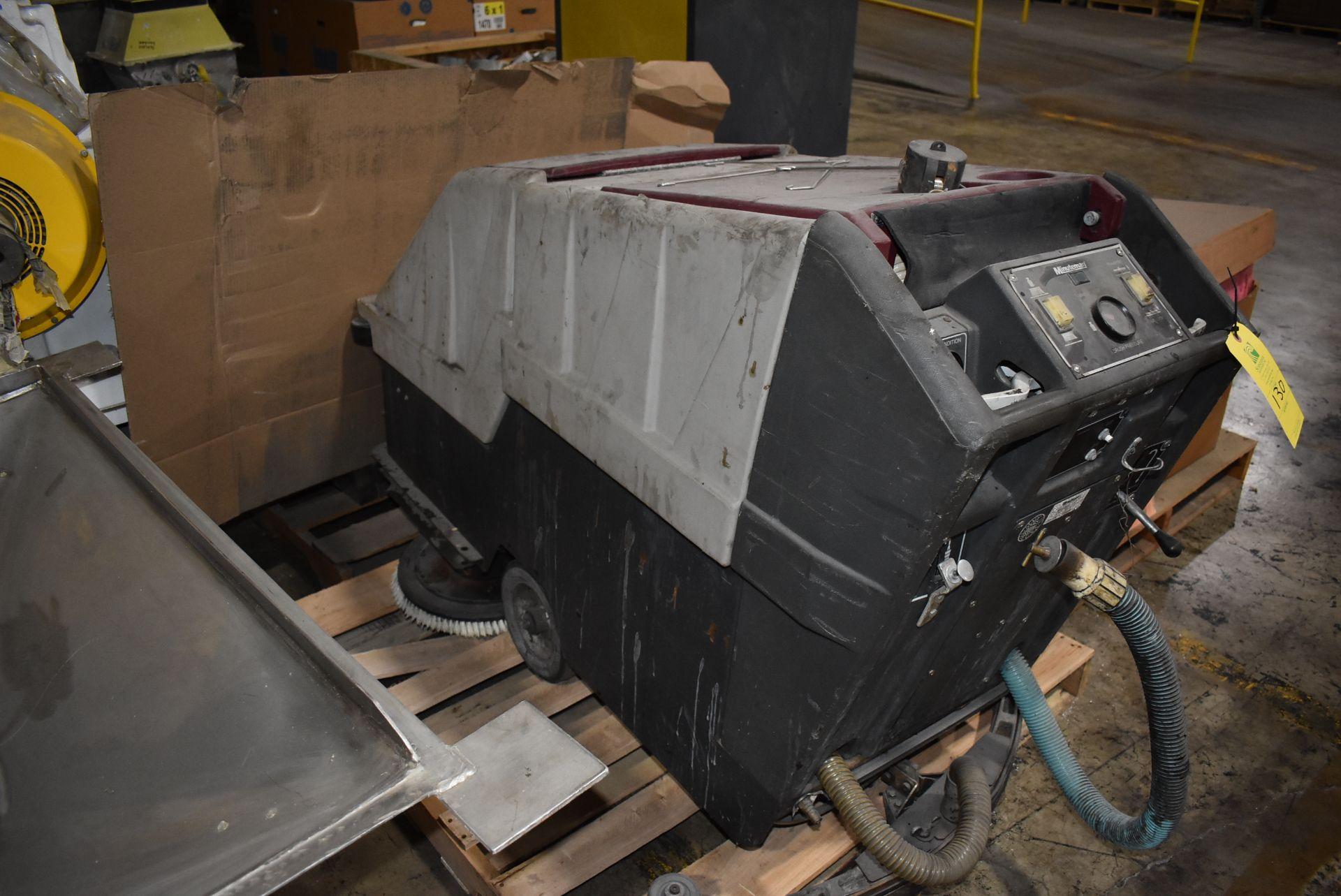 Minuteman Model #MG32036QP Electric Floor Scrubber - Image 3 of 3