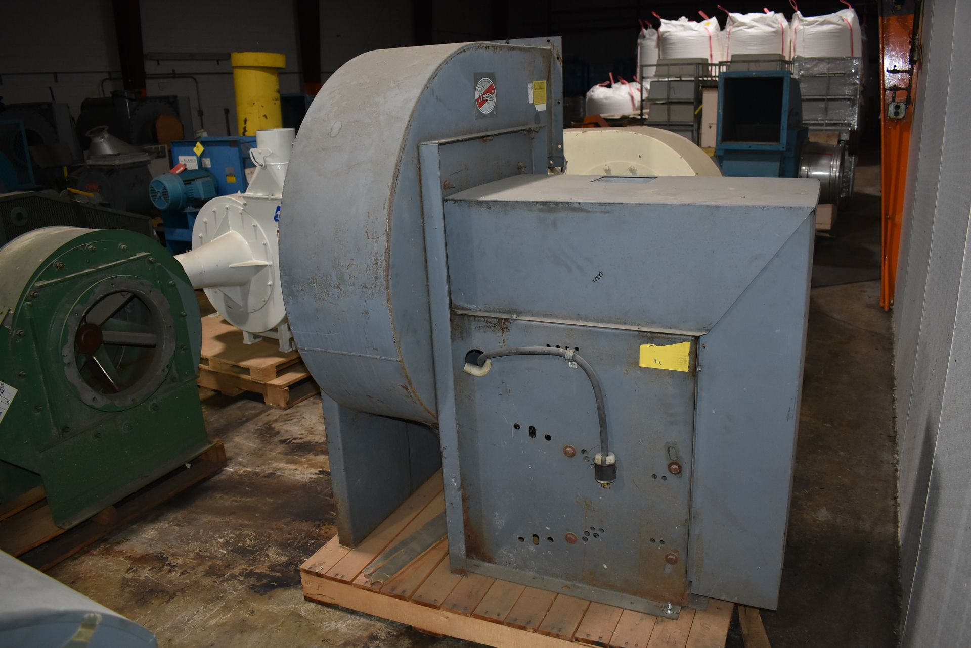 Hartzell Dust Collector Blower - Image 2 of 3