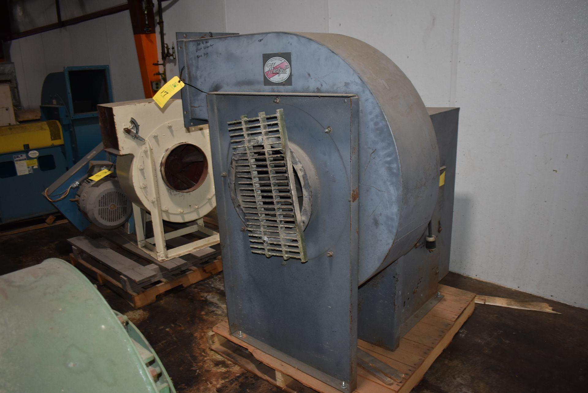 Hartzell Dust Collector Blower