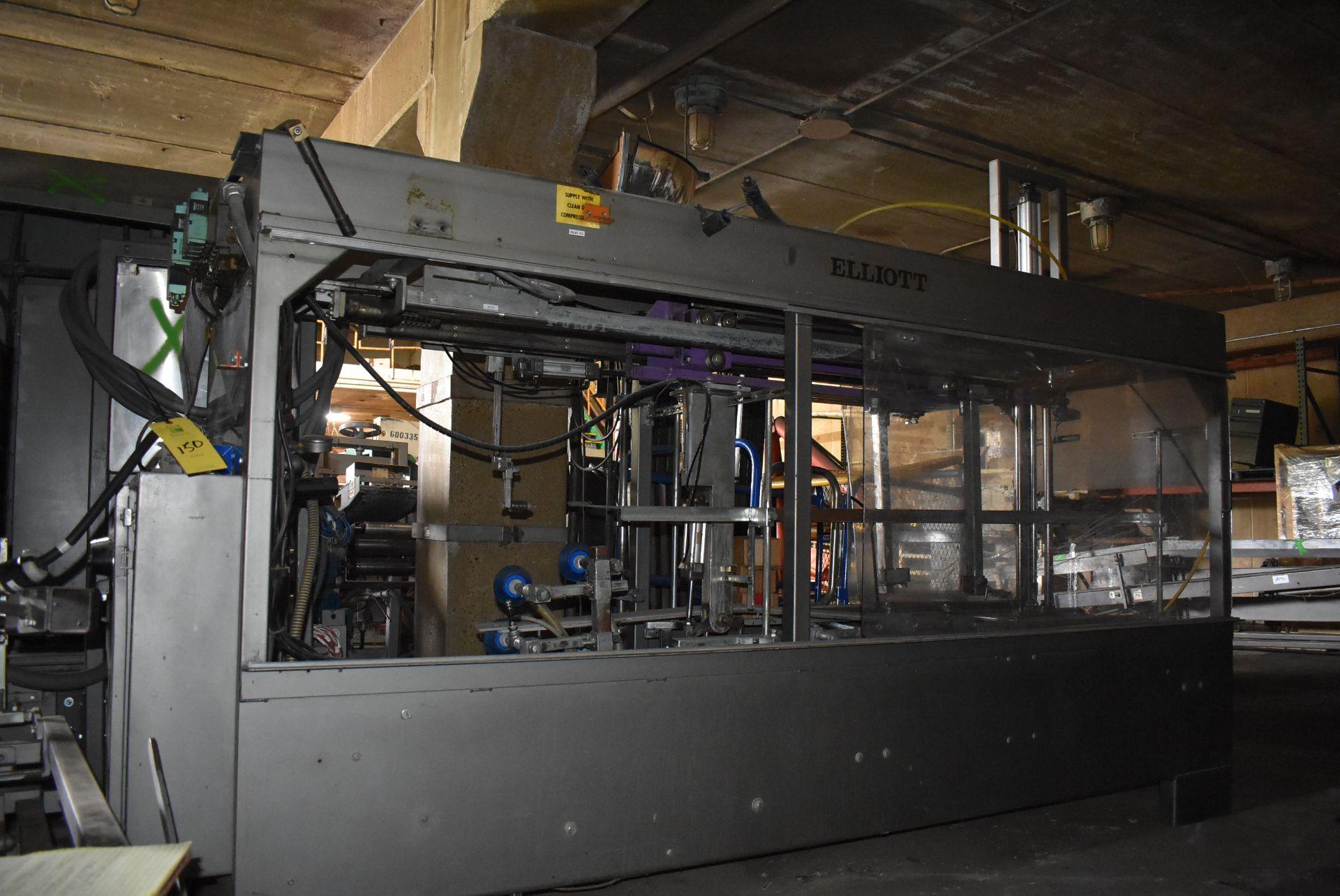 Elliot Model #80-EG Case Erector, SN 94-7-27 - Image 3 of 3