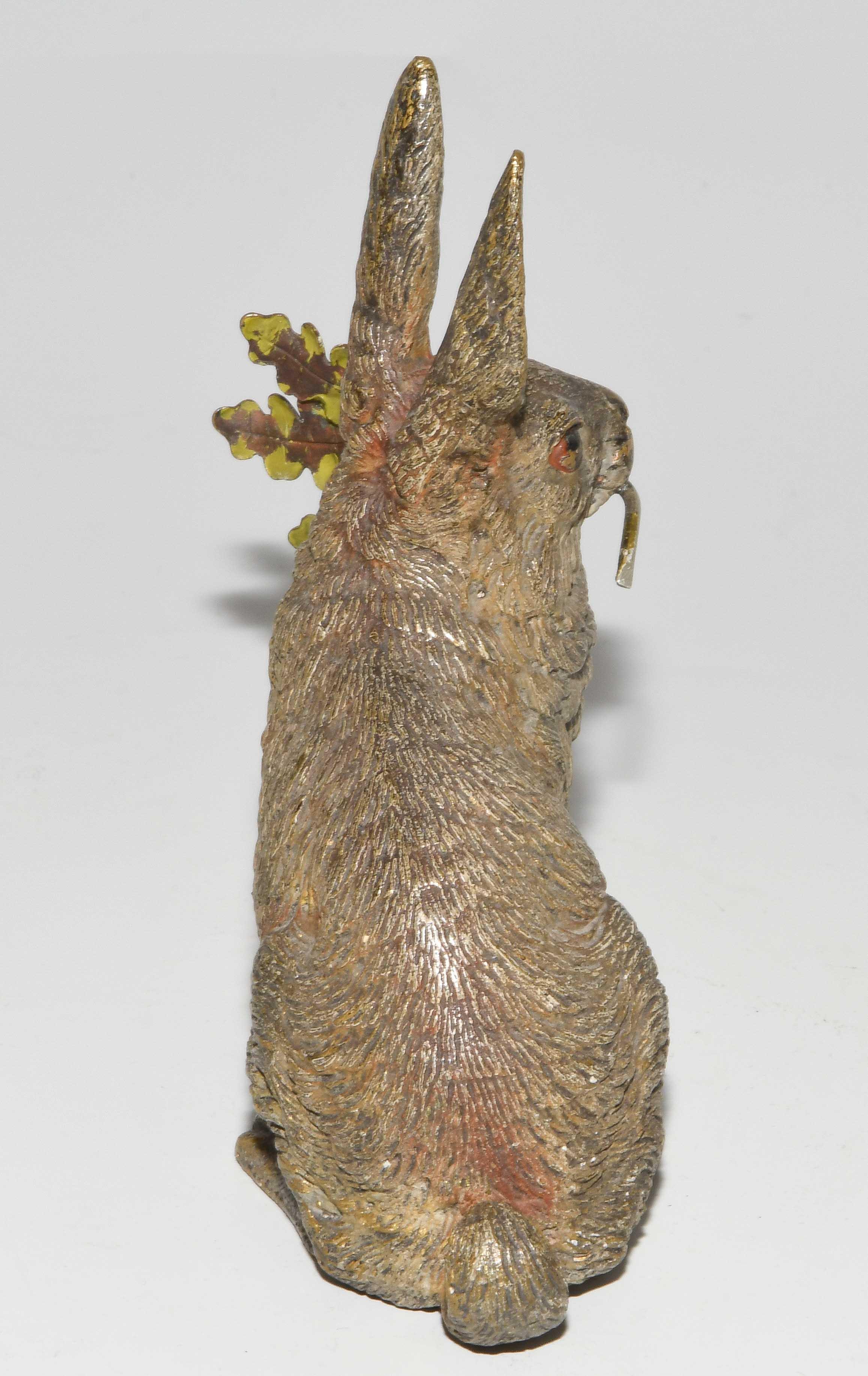 Tierfigur: Feldhase - Image 4 of 6