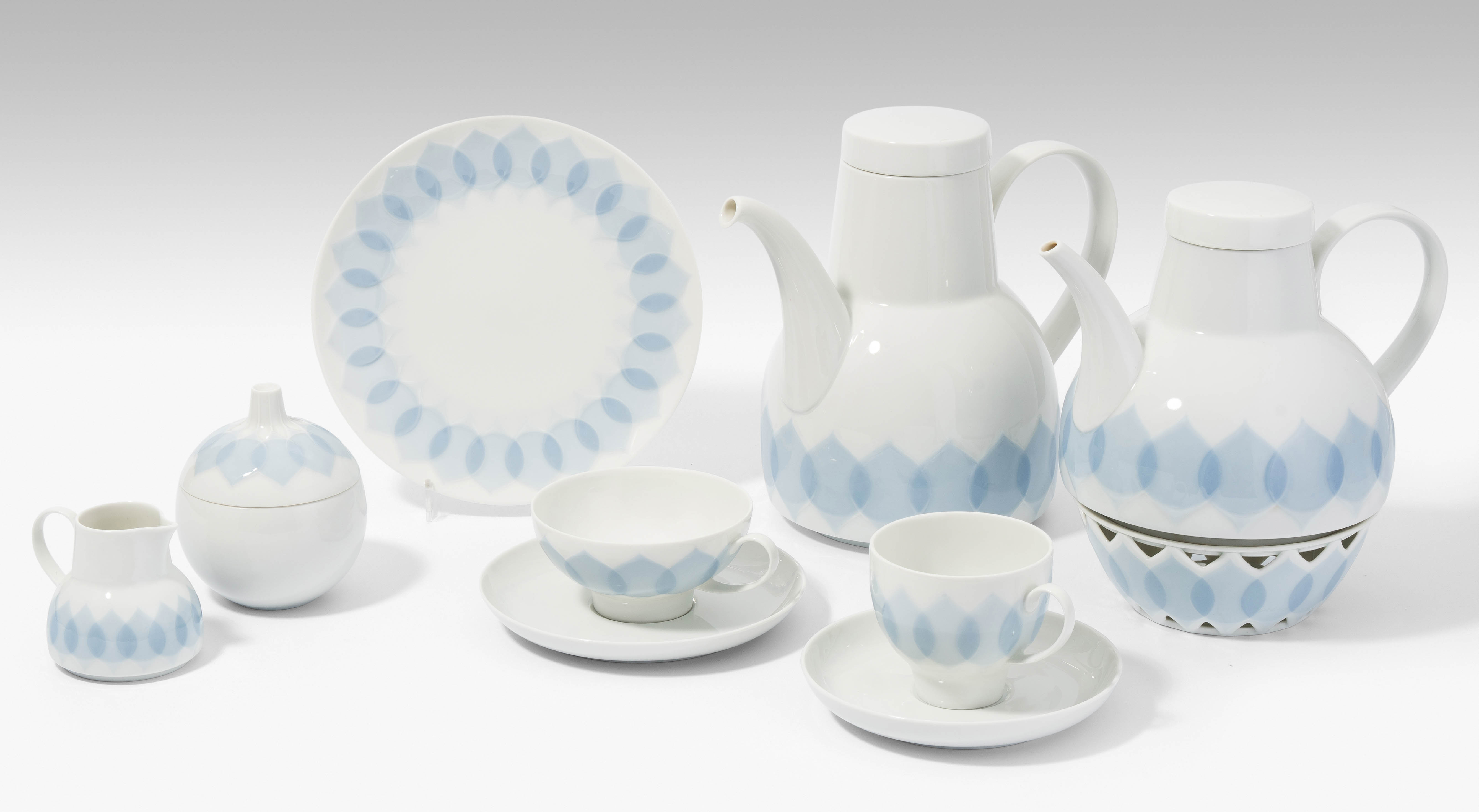 Rosenthal, Kaffe/Teeservice