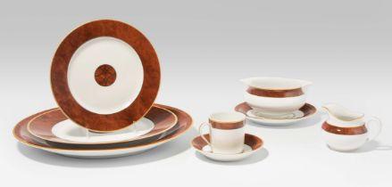 Haviland Limoges, Tafel- und Kaffeservice
