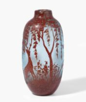 Legras, Vase