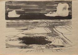 Fritz Kronenberg(Köln 1901 - 1960 Hamburg, deutscher Maler der Hamburger Sezession, S