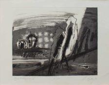 Christian Lang(Karl-Marx-Stadt 1953 -, deutscher Maler u. Grafiker, Ausbildung bei Axe