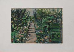 Bert Mallad(Klingenberg/ Main 1913 - 1995, deutscher Landschaftsmaler, St. a.d. Münch