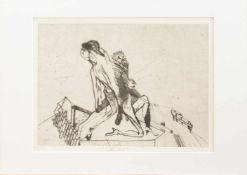 Rolf Biebl(Klingenthal 1951 -, deutscher Bildhauer, Maler u. Grafiker, Std. d. Bildhau