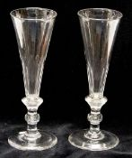 Paar Champagnerkelche