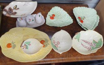 A really good quantity of mid century Carlton Ware Pottery.