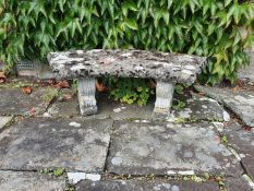 A good pair of Stone seats.