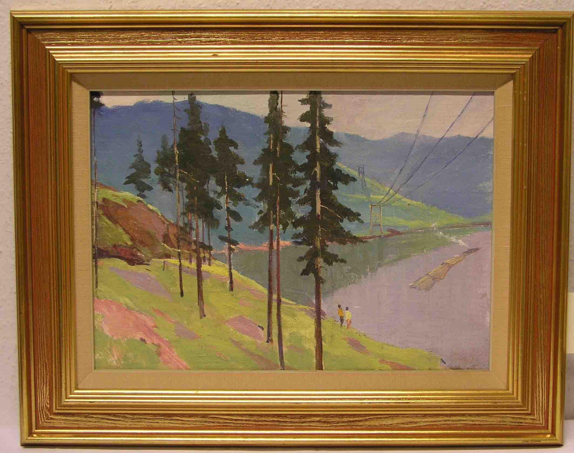 """Russischer Maler: """"Pärchen am"""