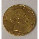 """20 Goldmark """"Kaiser Wilhelm II."""","""