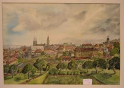 Metzner, Josef. Bamberger Maler und
