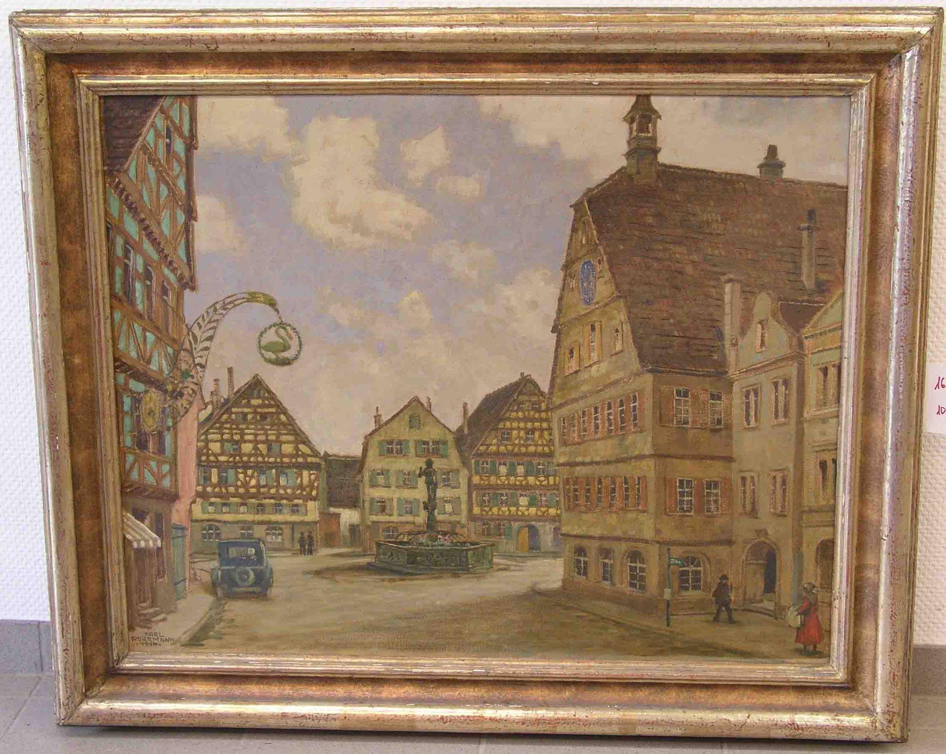 Purmann, Karl (Speyer 1877 - 1966