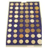 Posten von 54 Münzen. Davon ca. 30