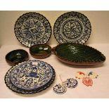 Mexiko: Posten Keramik. Dabei: Drei