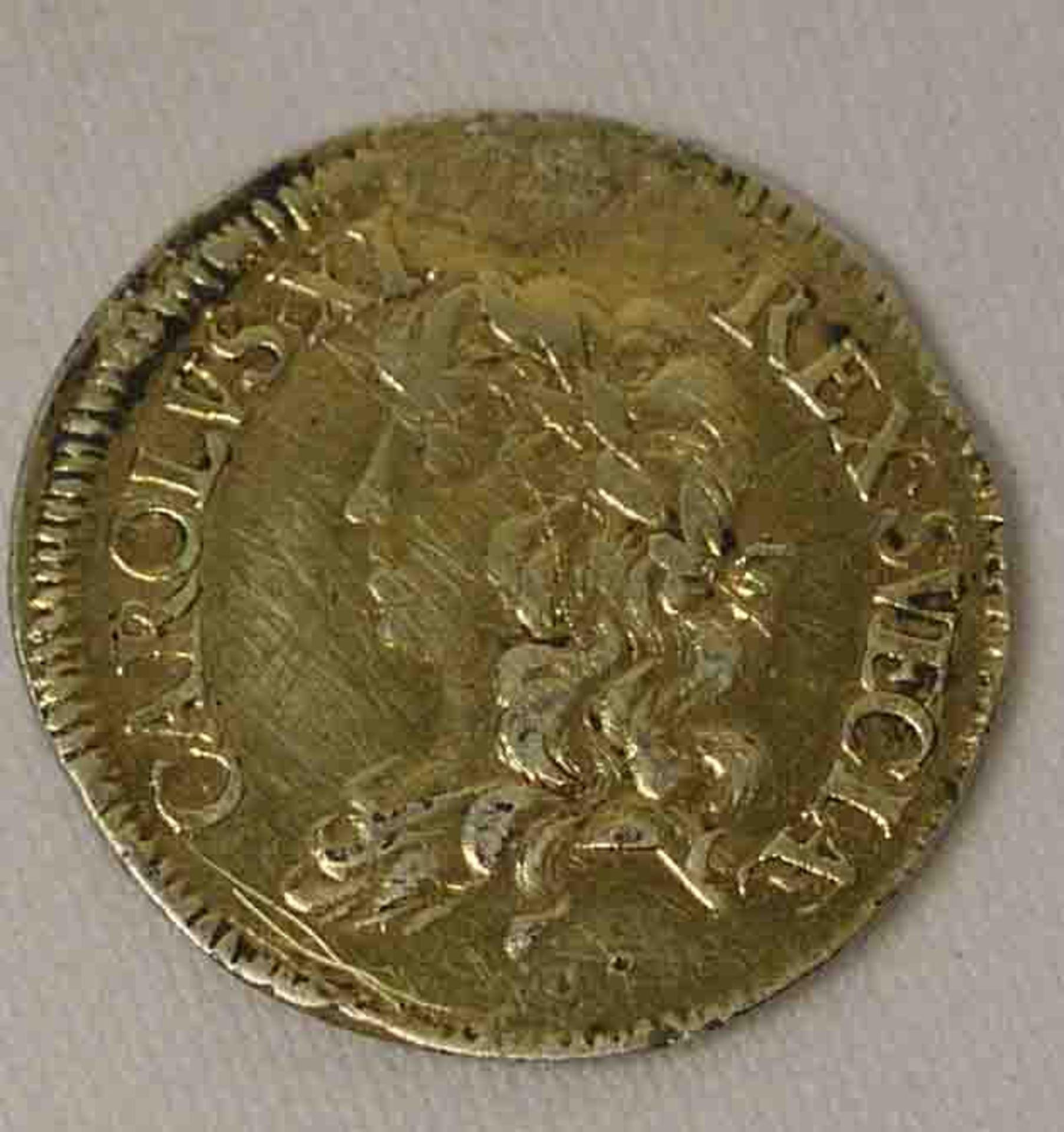 2 Mark Schweden, 1670, Silber.