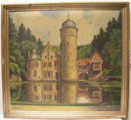 "Freidhof, Franz (1874 - 1958): ""Blick"