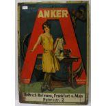 Anker Nähmaschine, Anker-Werke A.G.