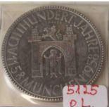 "Medaille: ""Achthundert Jahre München""."