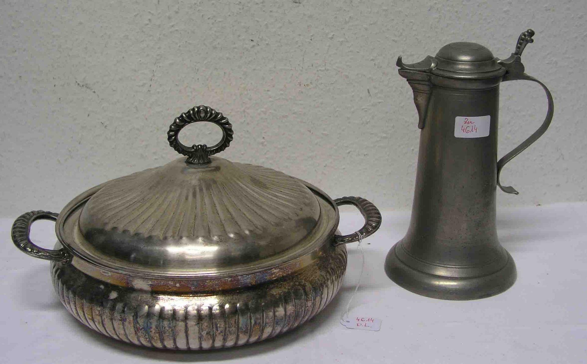 Terrine, Durchmesser 26cm, Deckel