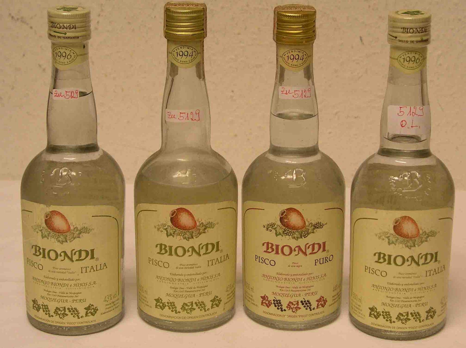 "Alkoholika: ""Biondi, Pisco Italia"","