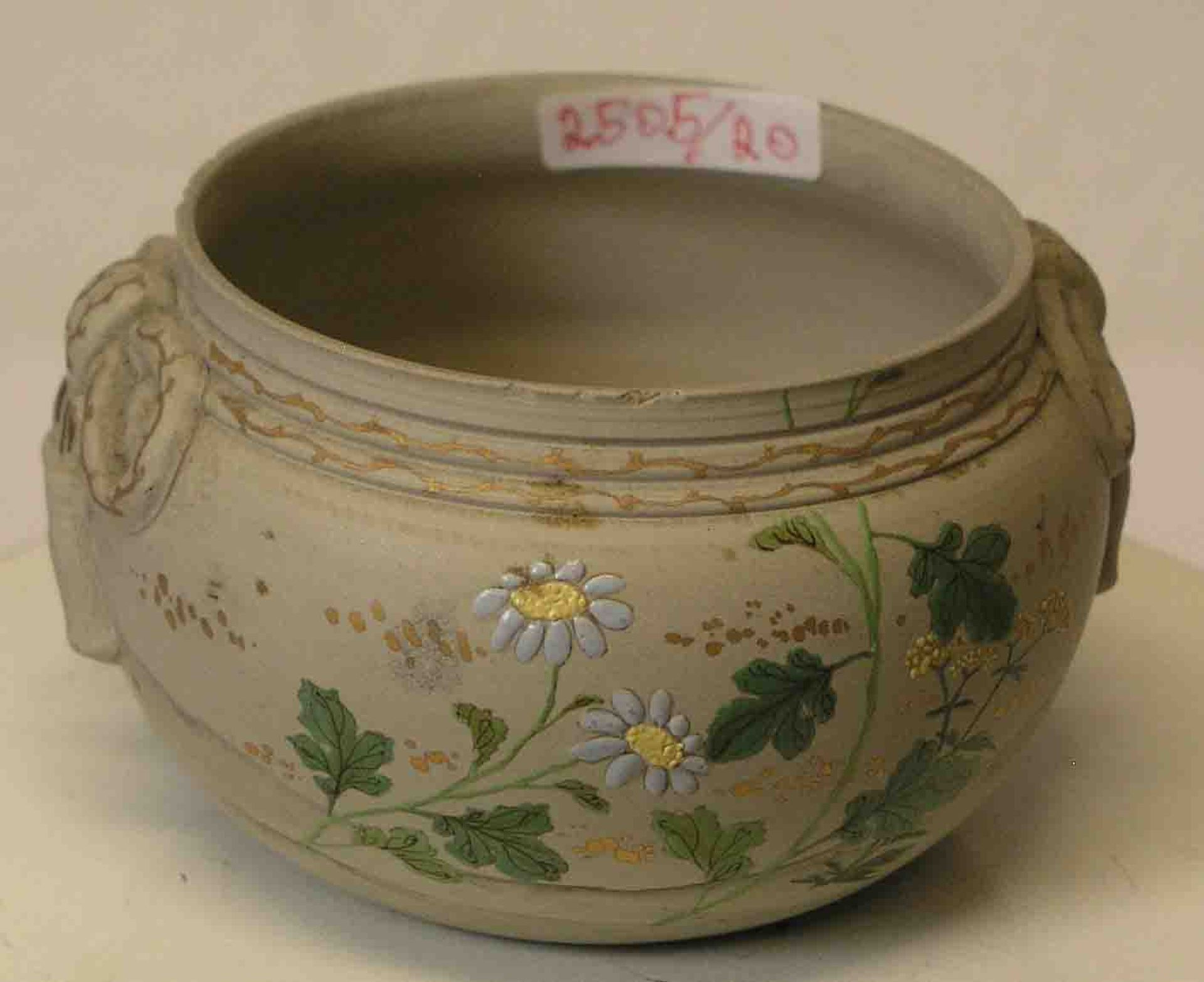 Zierschale. Japan um 1900. Keramik