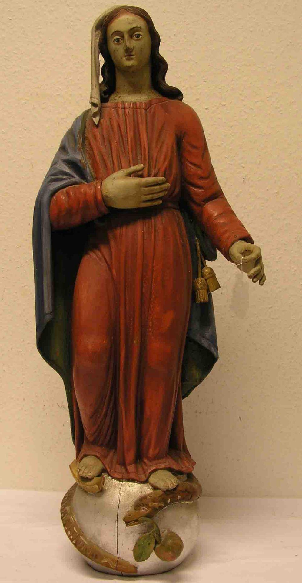 """""""Heilige Immaculata"""". Um 1800."""