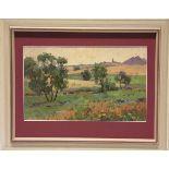 """Russischer Maler: """"Landschaft mit"""