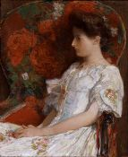 Childe Hassam - The Victorian Chair