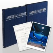"""""""America's Artists: The Artists of Wyland Galleries"""" (2004) Limited Edition Coll"""