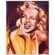 """""""Fun, Marilyn"""" Limited Edition Giclee on Canvas by Stephen Fishwick, Numbered an"""