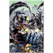 """Marvel Comics """"Wolverine: The Best There Is #10"""" Numbered Limited Edition Giclee"""